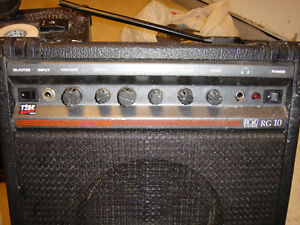 1 Electric Guitar amp for sale Strathcona County Edmonton Area image 3