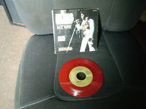 elvis my way/america  (special edition limited) 45 tour de 1977