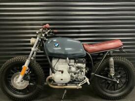 1981 BMW R65 Cafe Racer Brat Style Special Build *Tax Exempt*