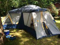 Tente chalet