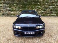 BMW M3 3.2 2002MY M3 E46 Convertible