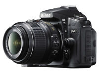 D90 cameras wanted