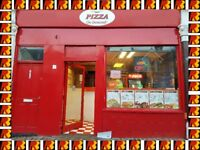 PIZZA SHOP NAME -PIZZA ON DEMAND , REF: RB227