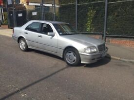 1997 Mercedes c200 6 Months Mot full service history £675