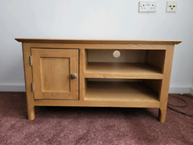 """Solid Wood TV Unit for TVs upto 43"""""""
