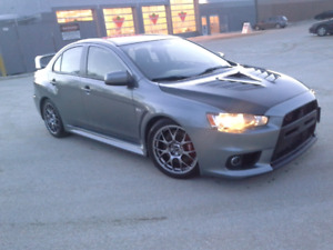 2014 evolution lancer evo gsr loan takeover