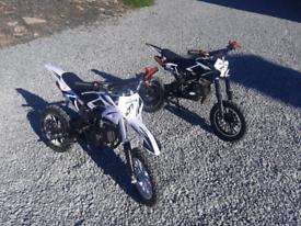50cc kids motocross bike