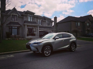 2018 Lexus NX Lease Transfer