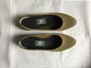Roots Suede Ballet Flat Shoes Size 7