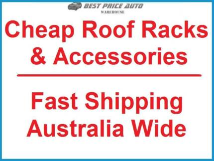 Cheap Quality Roof Racks & Accessories Sydney City Inner Sydney Preview
