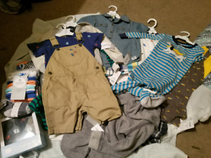 Various 18month Baby Boy Clothes