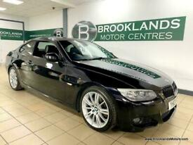 image for 2013 BMW 3 Series 320d M SPORT [3X SERVICES, SAT NAV, LEATHER & HEATED SEATS] CO