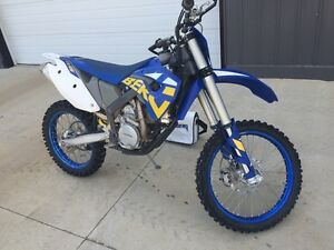 2011 husaberg fx 450 low hours