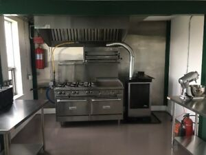 Production Kitchen for rent
