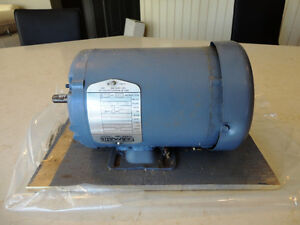 I have 2 brand new Farmatic Electric Motors, 1/4 HP, 208V, 3PH