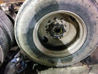 Used Heavy Duty Truck Tires for Sale