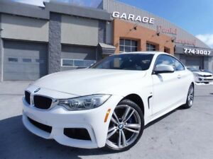 BMW 4 Series 435i xDrive AWD M APPARENCE, TOIT, GPS, CAMERA 2014