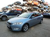 FOR PARTS---->2008 FORD MONDEO Zetec 1998cc Turbo Diesel Manual 5 Door Hatchback