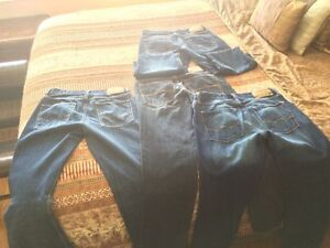 ADULT BOYS JEANS FOR SALE
