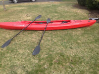 Wilderness Systems Pamlico 160T Tandem Kayak