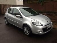 2012 (62) Renault Clio 1.2 16v Dynamique Tom Tom 5 Door Hatchback Petrol Manual