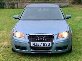 image for 2007 Audi A3 2.0 TDi 170 SE 5dr HATCHBACK Diesel Manual