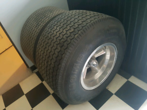 American racing 4.5 bolt pattern Mickey Thompson tires