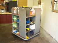 Display / Utility Cabinet
