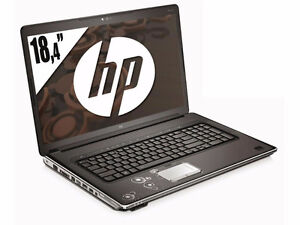"""18.4"""" HP laptop for sale"""