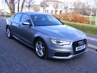 Audi A6 2.0 TDI 190PS Ultra S line (grey) 2014
