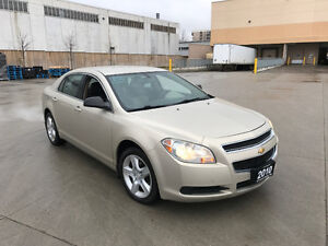 2010 Chevrolet Malibu,LS, 4 Dr, Automatic, 3/Y warranty availabl