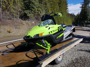 2011 Arctic Cat M8 H.O LIMITED