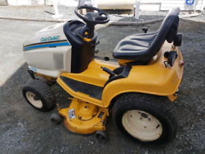 1998 Cub Cadet HDS2165 and snowplow