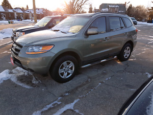 2009 Hyundai Santa Fe  With 126000km