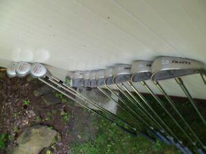 Set de golf fazer