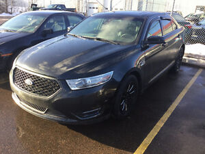2013 Ford Taurus SHO Sedan