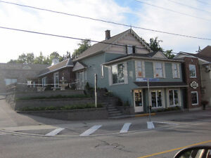 IDEAL RETAIL SPACE AVAILABLE IN DOWNTOWN ST. JACOBS VILLAGE