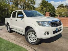 2015 Toyota Hilux Icon Double Cab Pick Up 2.5 D-4D 4WD 144 Pickup *1 Former Keep