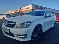 2013 Mercedes-Benz C-CLASS 2.1 C220 CDI BlueEFFICIENCY AMG Sport Plus 7G-Tronic