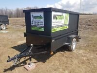 COMMERCIAL AND RESIDENTIAL DUMPSTER RENTALS / JUNK PICK UP