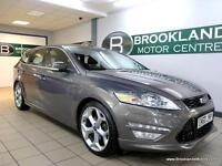 Ford Mondeo 2.2TDCI TITANIUM X SPORT ESTATE 175PS [6X FORD SERVICES, SAT NAV, RE