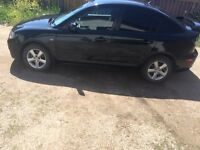 2007 Mazda 3 Excellent Conditions Low KMs