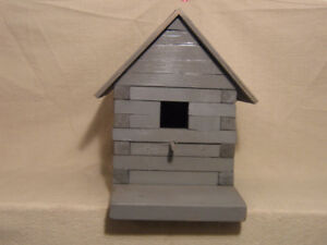 Hand Crafted Bird House