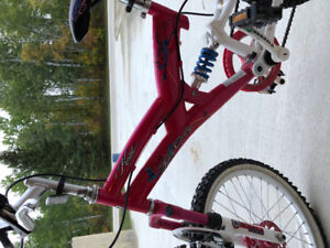 "Kent 20"" Rock Candy Girls Bike"
