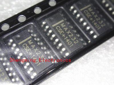 20pcs Max232cse Max232 Sop-16 Ic