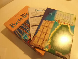 Puerto Rico boardgame (10/10 condition, played twice)