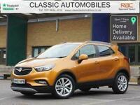 2018 Vauxhall Mokka X 1.4i Turbo Design Nav SUV Petrol Automatic