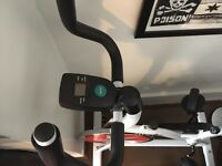 Exercise bike £60