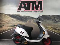 SINNIS STREET 50cc SCOOTER, BRAND NEW, READY TO RIDE AWAY