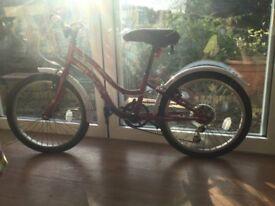 Girls Bike - Apollo Ivory